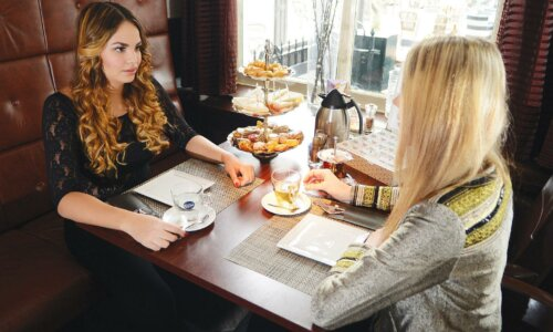 Foto - High Tea in Zeeland