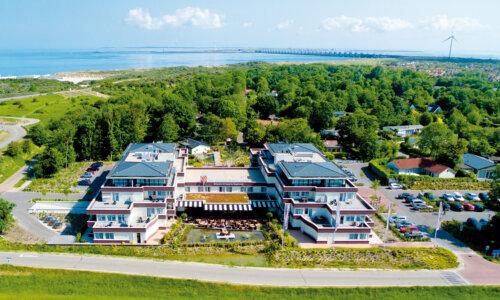 Foto - Amadore Grand hotel De Kamperduinen beste hotel van Zeeland!