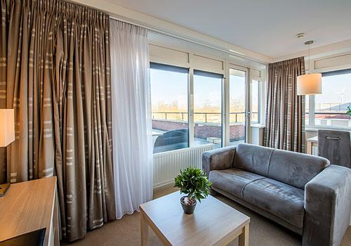 Hotelkamer in Hotel De Kamperduinen in Kamperland.