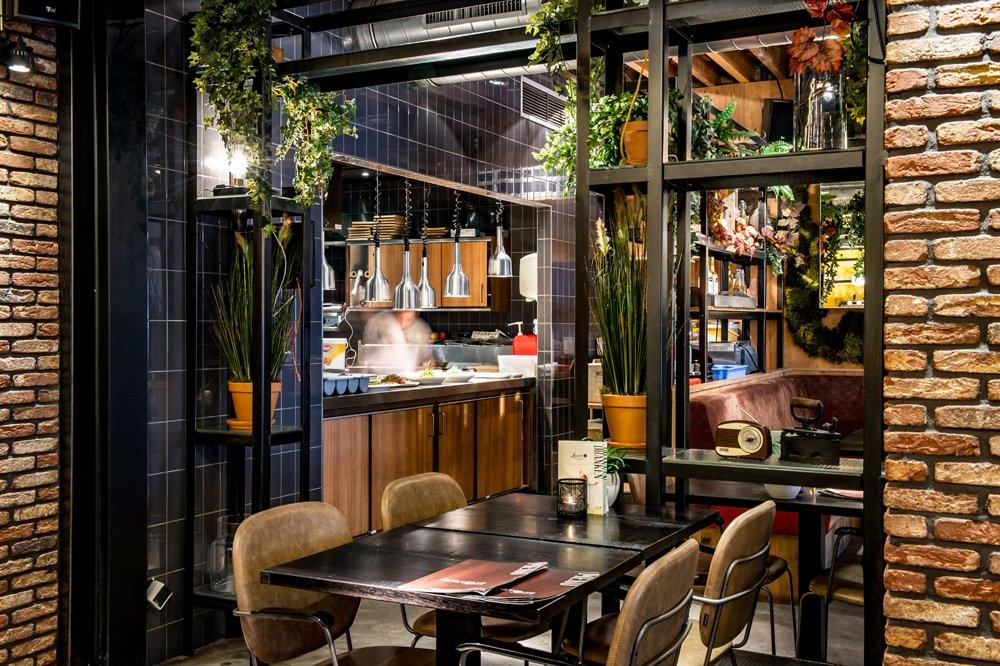 MarktCafe Restaurant in Middelburg