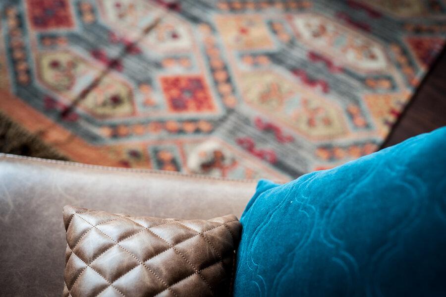 Arneville zithoek close-up in Middelburg