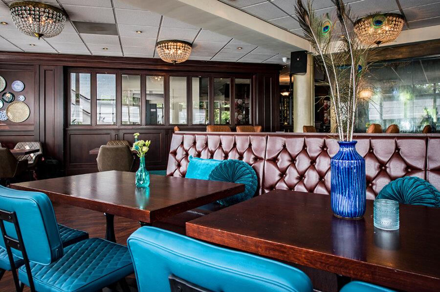 Arneville Restaurant sfeer in Middelburg