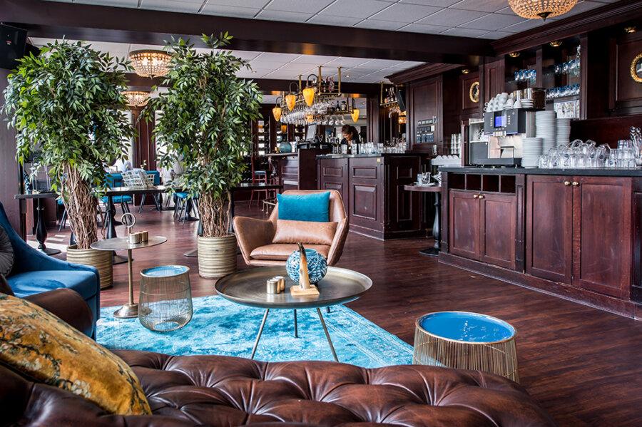 Arneville Restaurant lounge in Middelburg