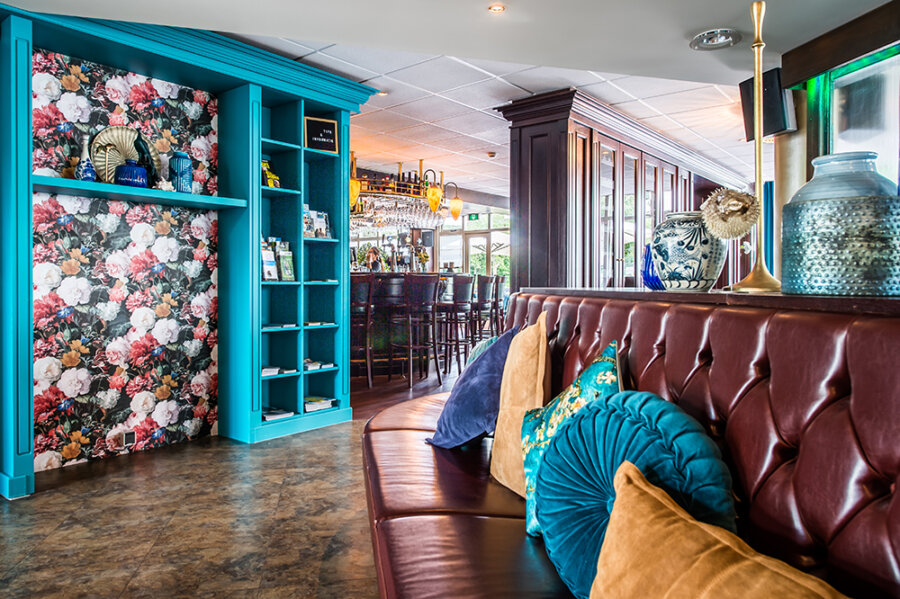 Arneville Restaurant sfeer 3 in Middelburg