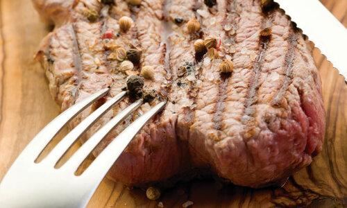 Foto - Woensdag: Steak day!