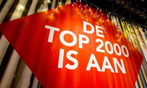 Foto - Stefano's dit jaar Top 2000 Grand Café!