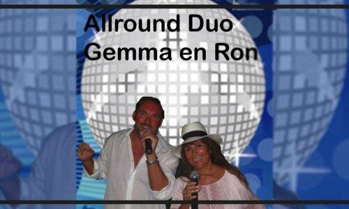 Foto - 31 december live muziek van Gemma & Ron
