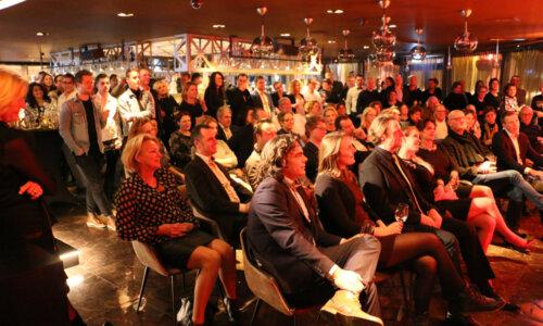 Foto - Nacht van de Lach wederom in Arion Vlissingen!