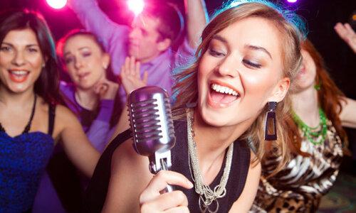 Foto - 25 januari – Karaoke bij Jersey