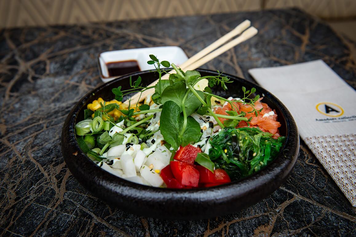 Amadore Domburg Sushi 3