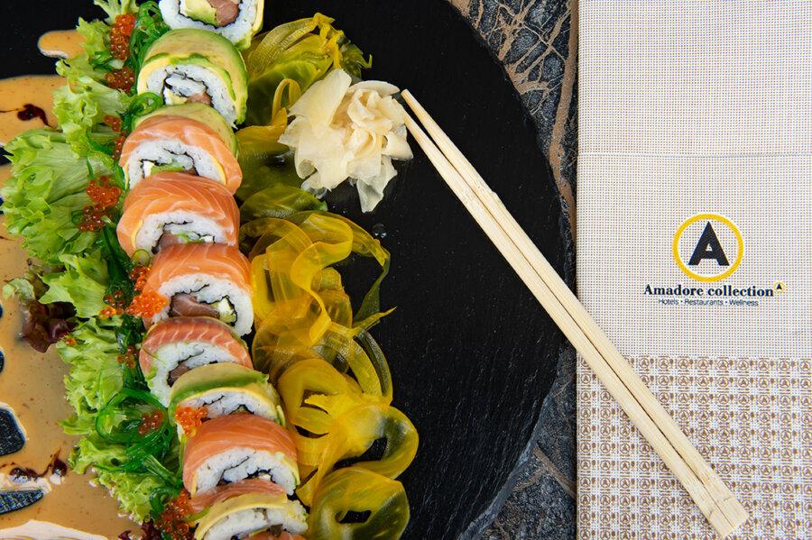 Amadore Domburg Sushi 2