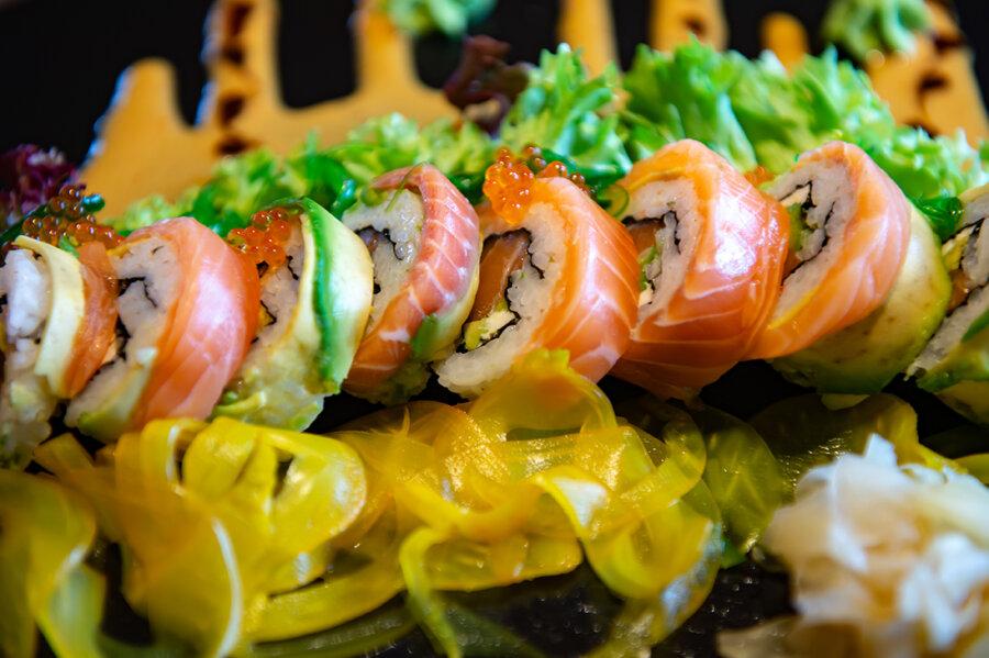 Amadore Domburg Sushi.
