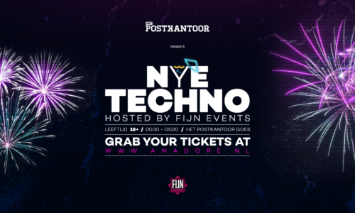Foto - NYE TECHNO at Postkantoor