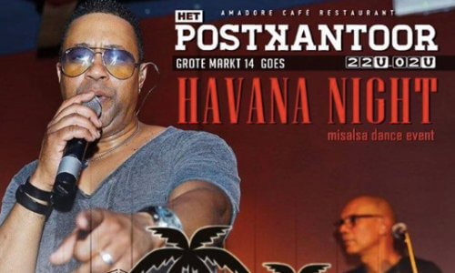 Foto - Salsa party – Het Postkantoor Goes
