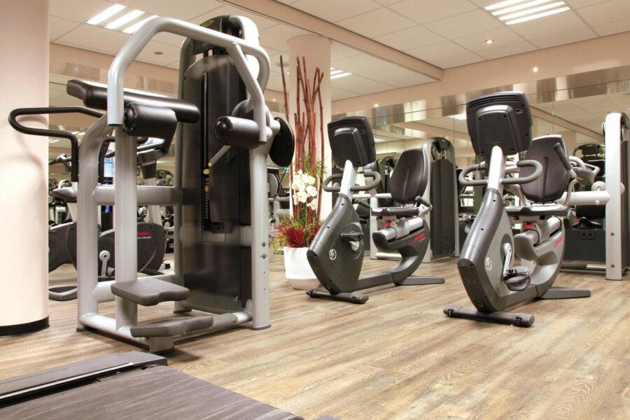 Fitness in Hotel De Kamperduinen in Kamperland.