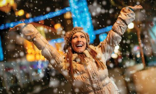Foto - Amadore viert de winter!