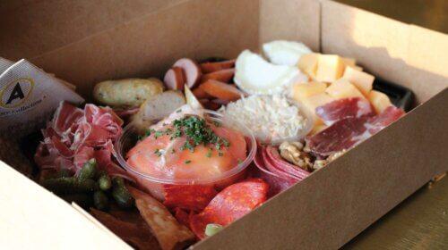 Afbeelding Amadore Snack box